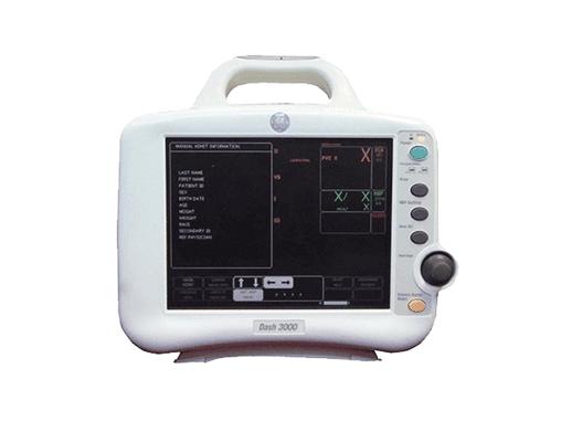 Monitor Cardiaco Dash-3000