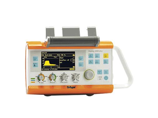 Ventilador Mecânico Oxylog 3000 plus