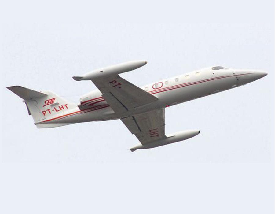 Transporte de UTI Aérea de Recife para São Paulo