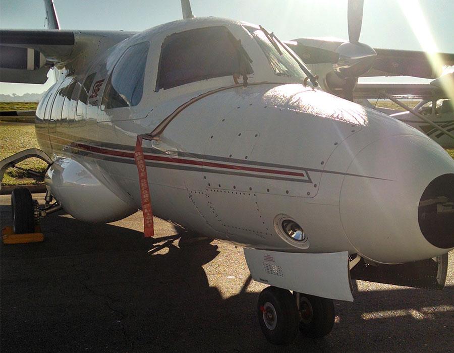 Criança utiliza UTI Aérea para transporte Vitória da Conquista – Salvador