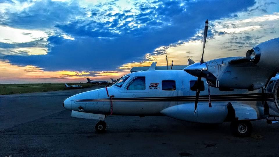 UTI Aérea em Belo Horizonte