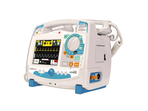 Monitor Desfibrilador Bifásico Marcapasso não invasivo