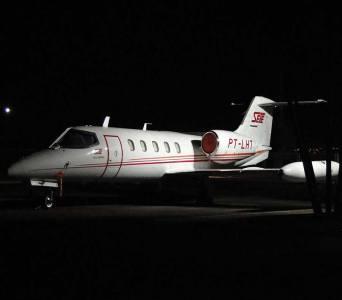 Transporte de UTI Aérea – Salvador – Bahia