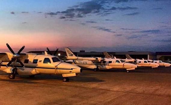Aeronaves de prontidão