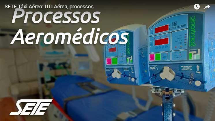 PROCESSOS AEROMÉDICOS