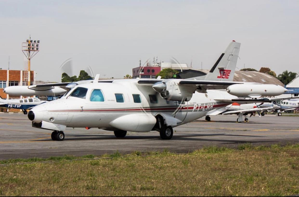 UTI Aérea de Salvador para São Paulo