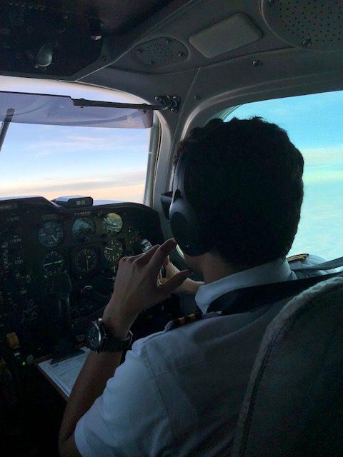 Uti aérea em Buenos Aires