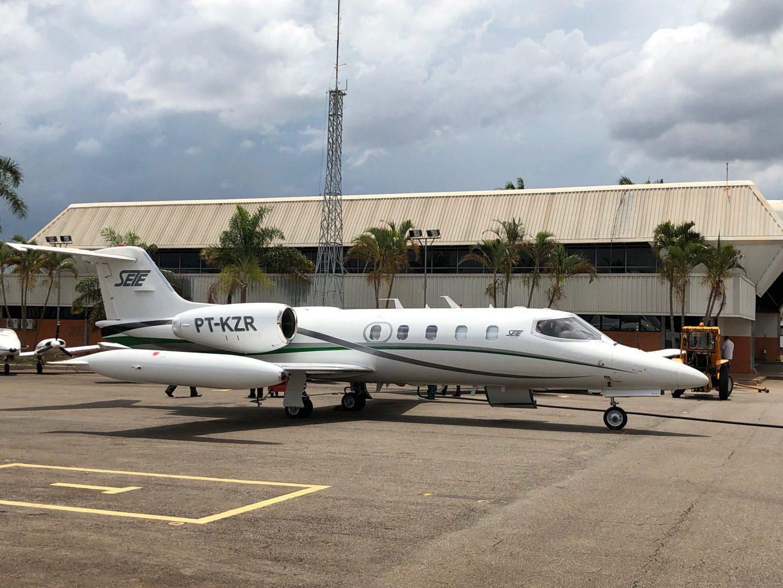 SETE Táxi Aéreo compra dois Learjets 35A