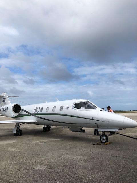 UTI Aérea em Miami