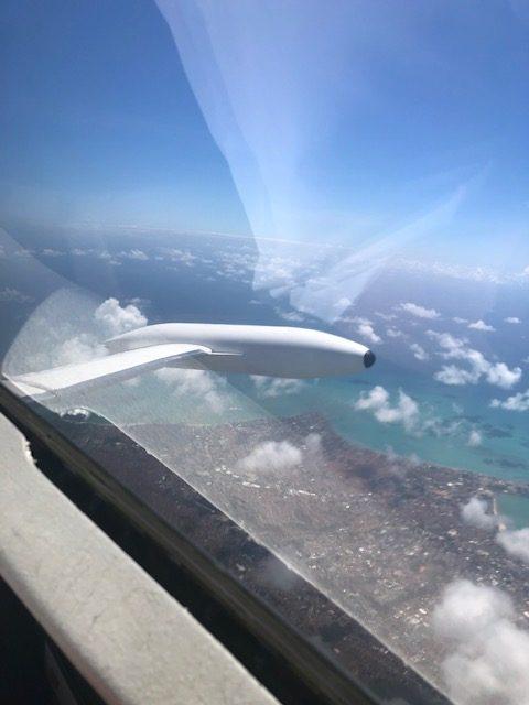 Uti Aérea de São Paulo para Uruguai