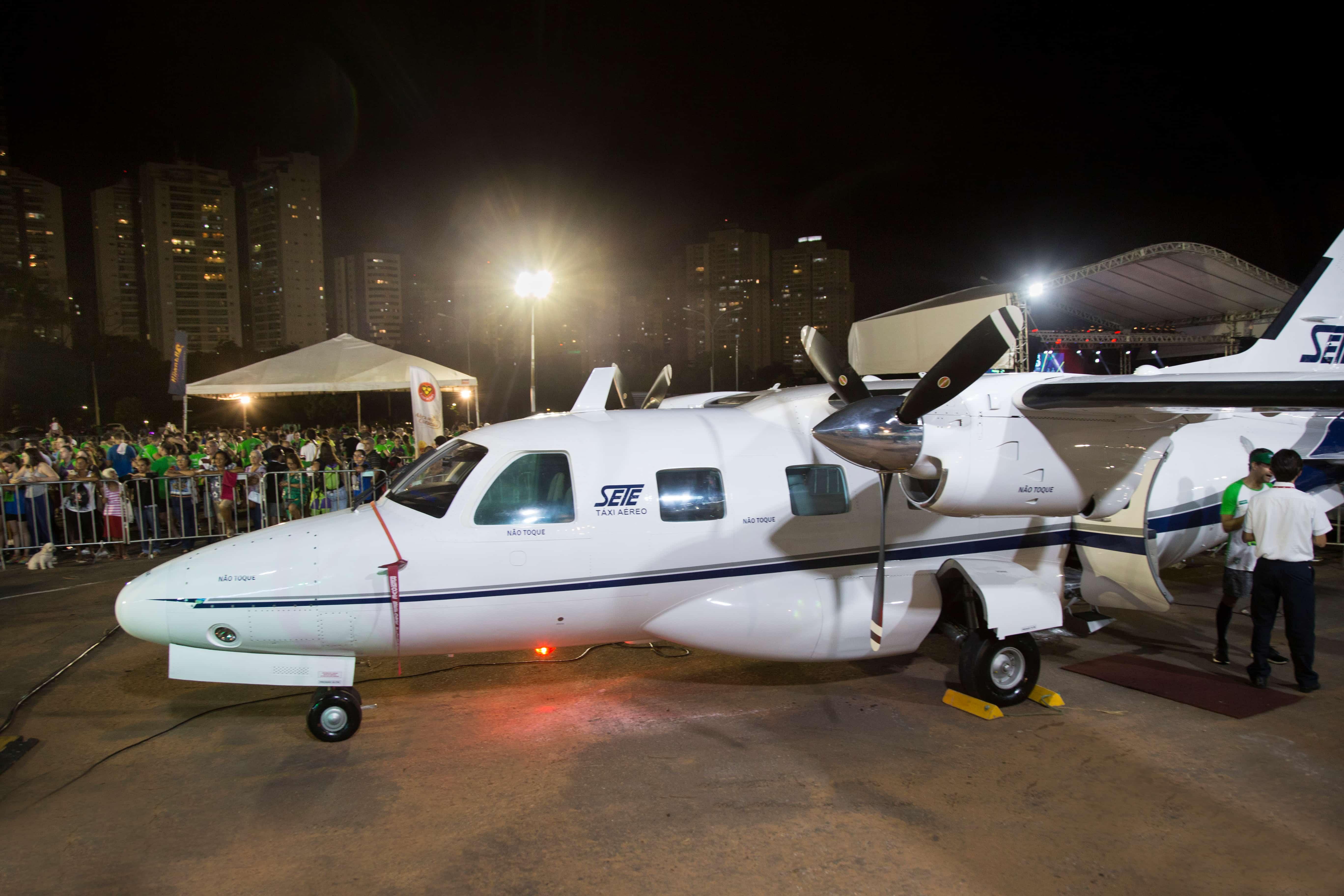 Uti aerea Unimed Sete Taxi Aereo