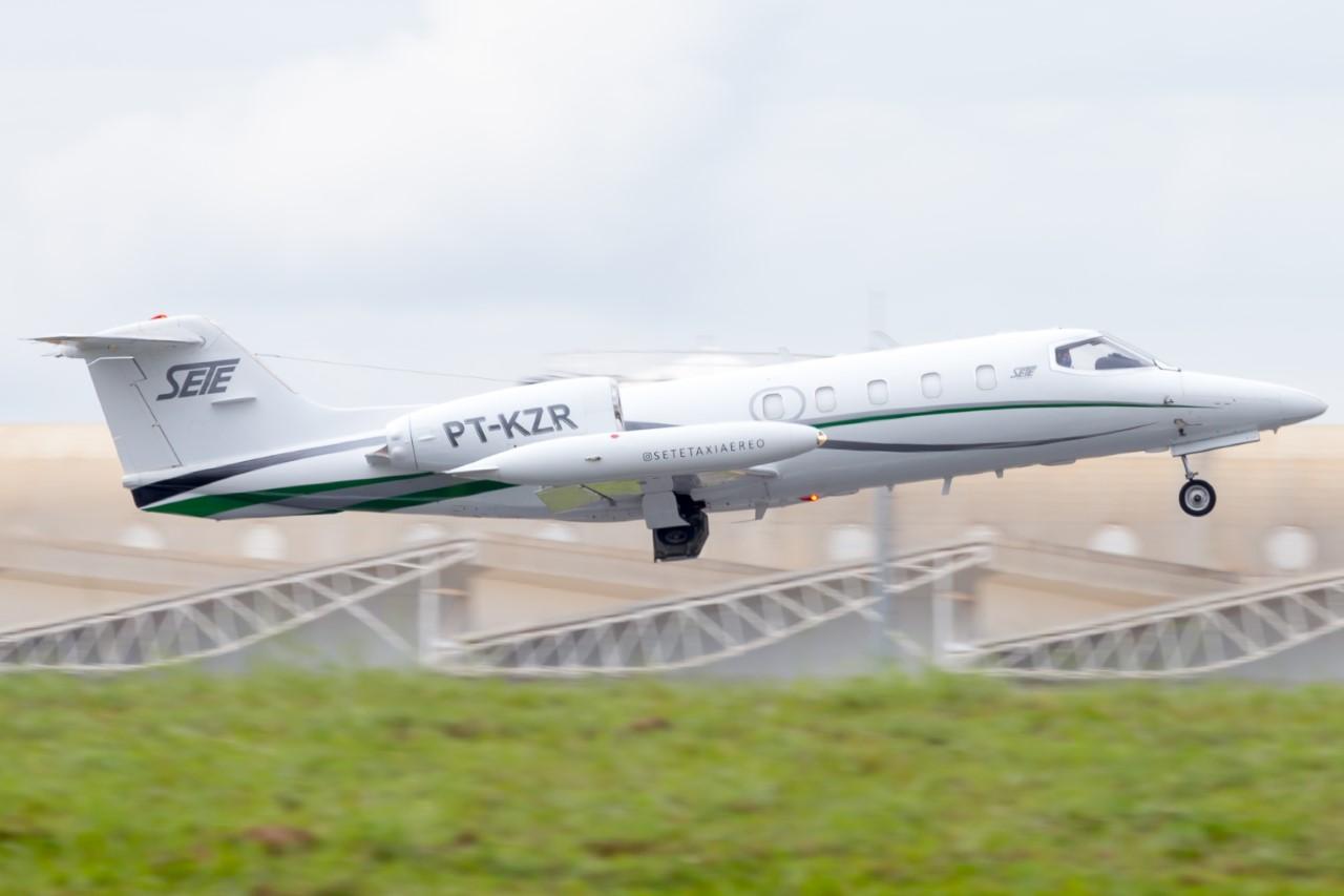 UTI Aérea COVID-19
