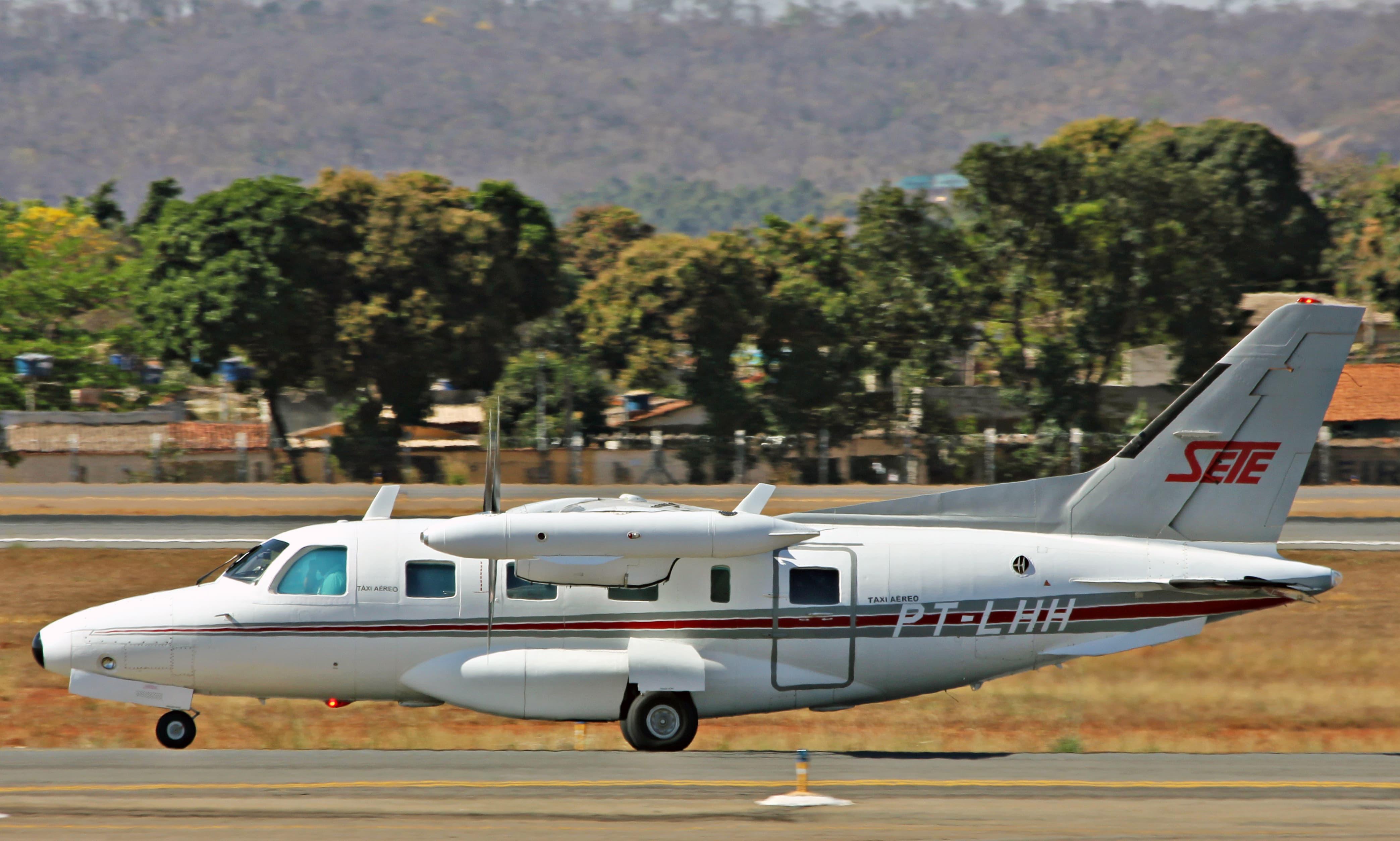 UTI Aérea Mato Grosso