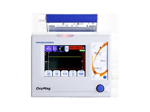Ventilador Mecânico Oxymag