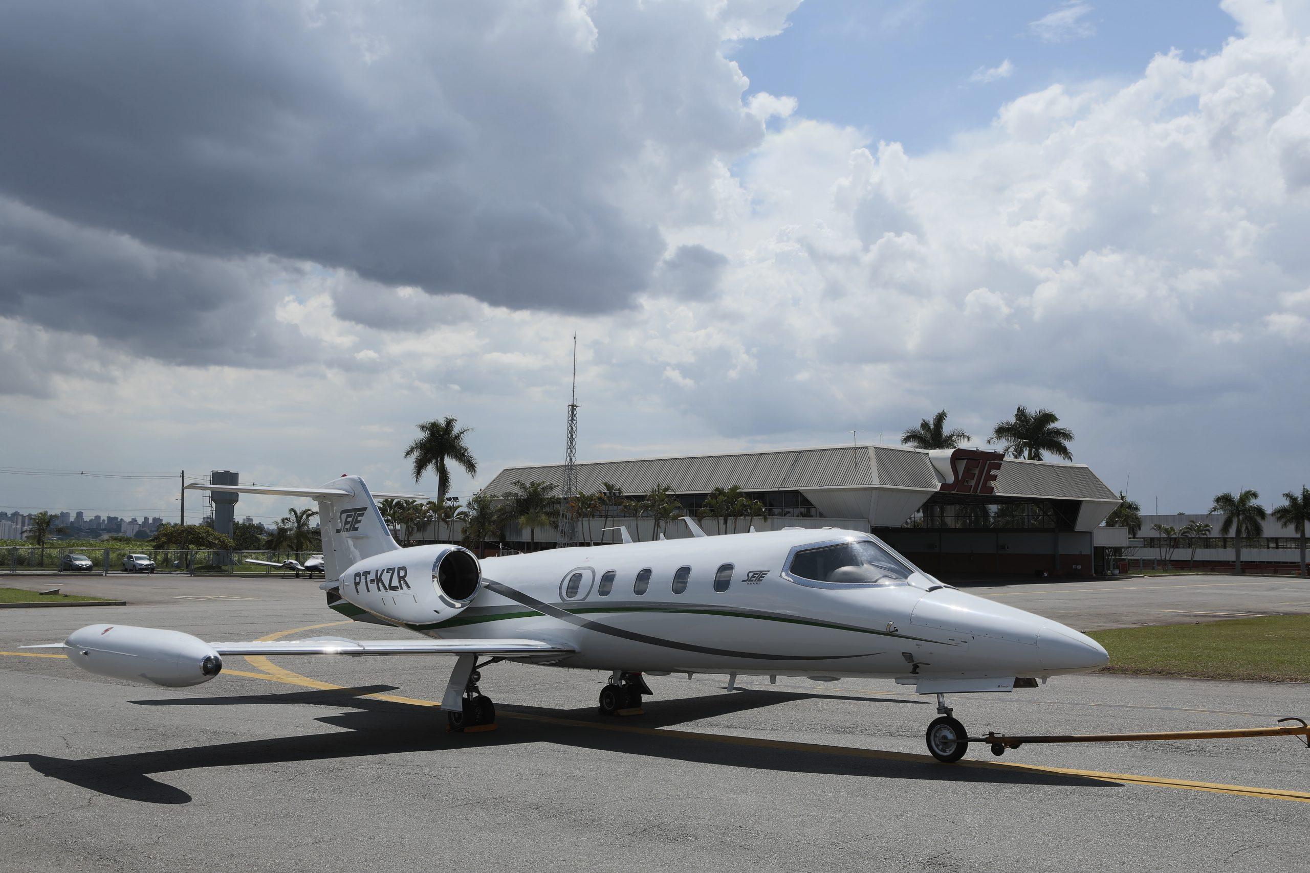UTI Aérea Learjet 35a