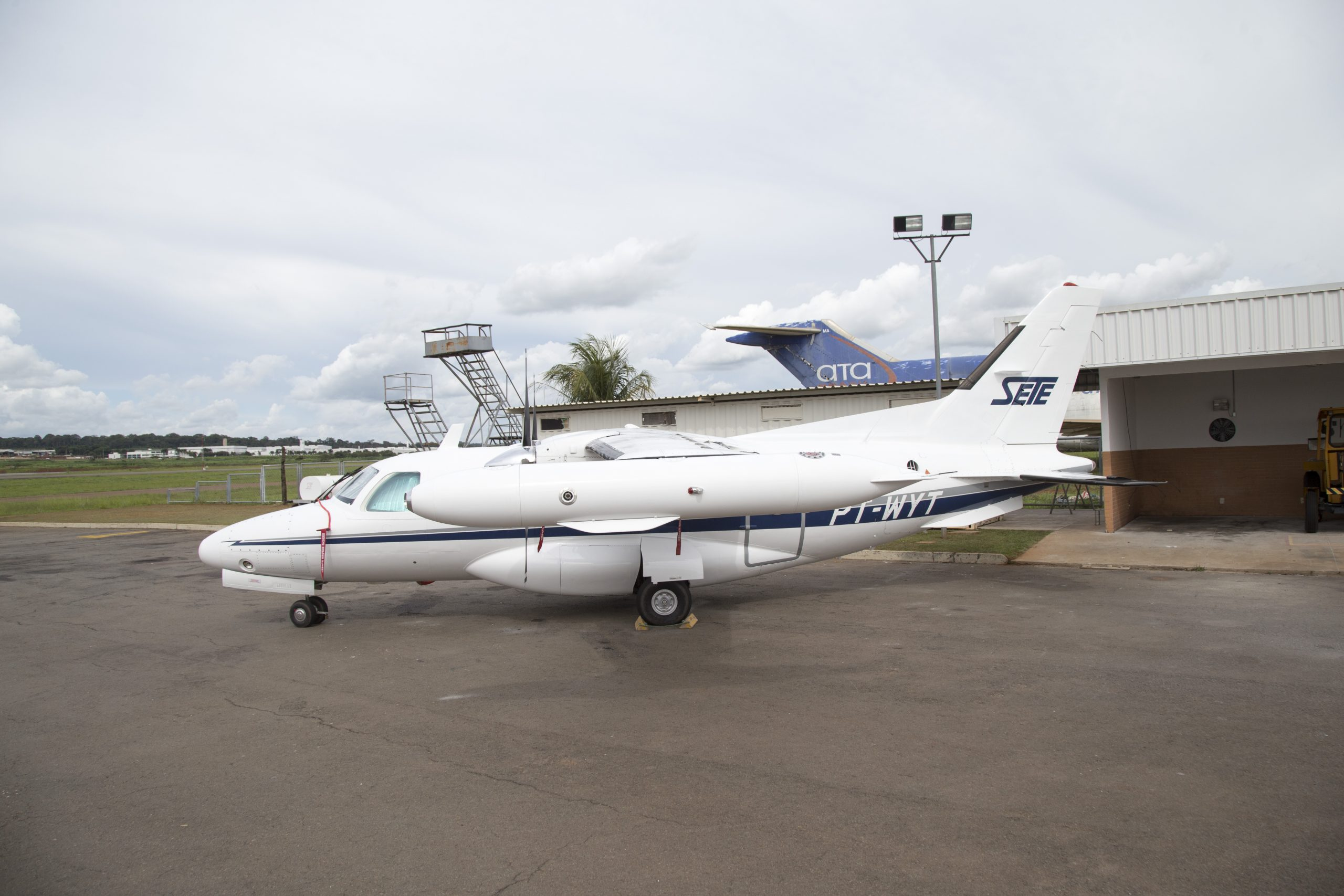 UTI Aérea Manaus