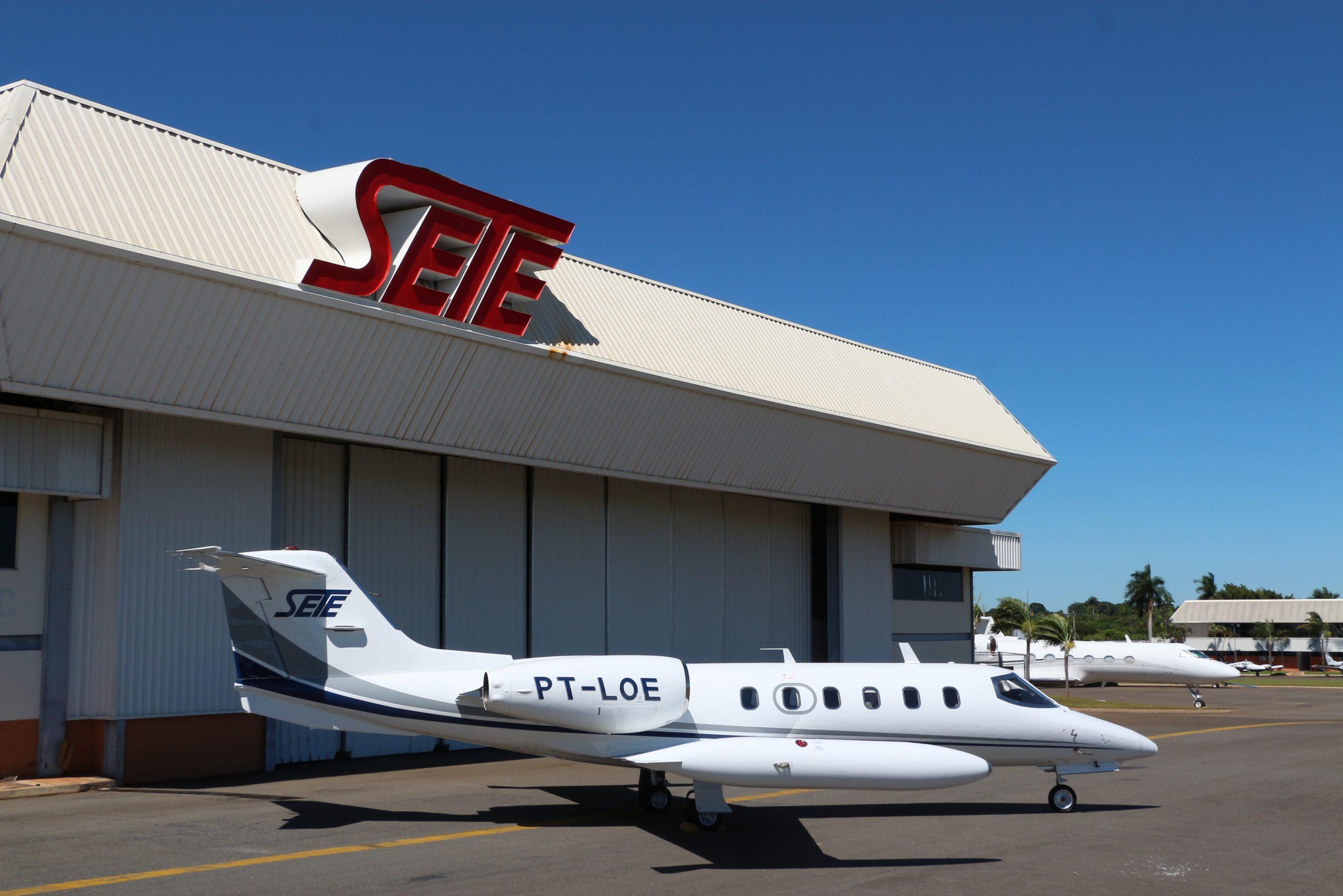 UTI Aérea Jato Learjet 35 A
