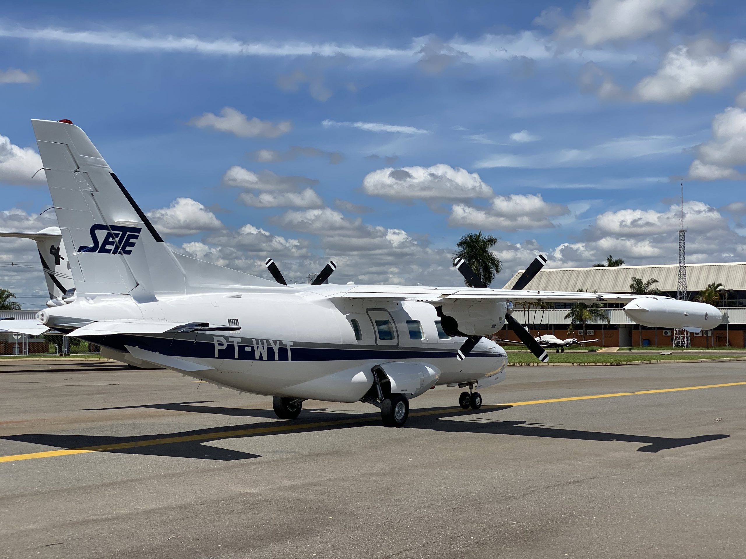 UTI Aérea Turbo Hélice