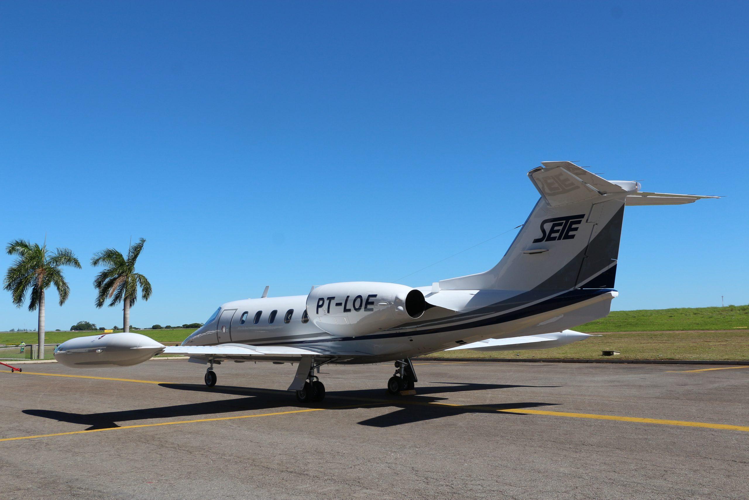 UTI Aérea Neonatal Hato Learjet 35-A