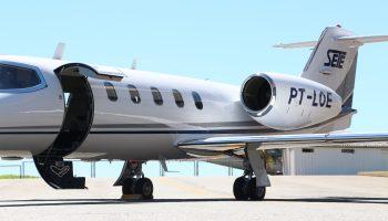 UTI Aérea - Learjet 35 A